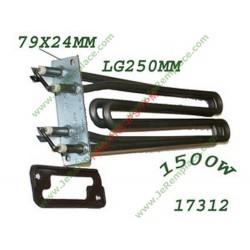 52X3534 Résistance de séchage 1500 Watts pour sèche linge AS0032735