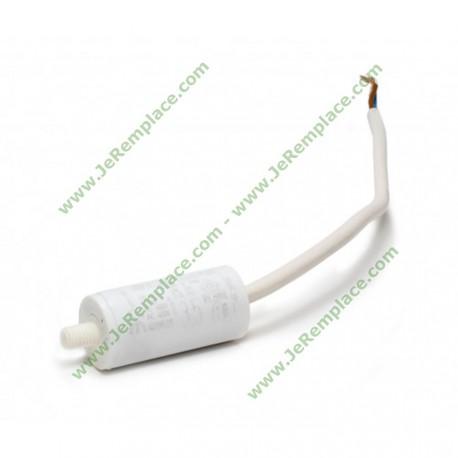 Condensateur 3.15 MF 450 V + cable