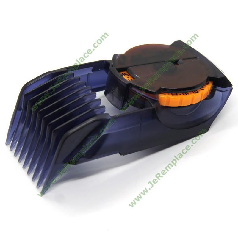 guide de coupe 0 5 15 mm 35808400 pour tondeuse babyliss. Black Bedroom Furniture Sets. Home Design Ideas