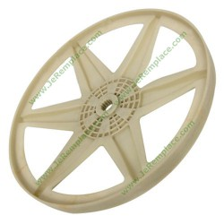 Poulie de tambour 41021329 pour lave linge Candy