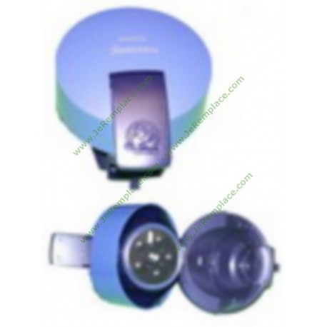 capot complet senseo bleu philips senseo ensemble housing. Black Bedroom Furniture Sets. Home Design Ideas