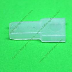 Protection isolante transparente pour cosses 6.35mm-4.8mm