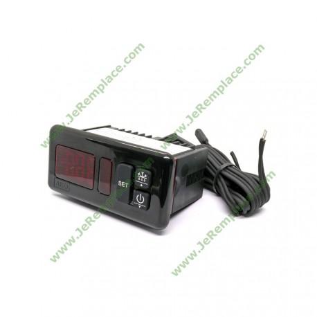 Régulateur AKO D14123 pour chambre froide avec sonde - 230 Volts
