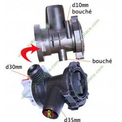 Pompe de vidange 0022150033660401 pour lave linge