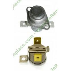 57X0662 Thermostat klixon NC155D 155 degrés pour sèche linge