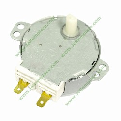 49006054 moteur d'entrainement plateau pour micro ondes tyj50 8a7