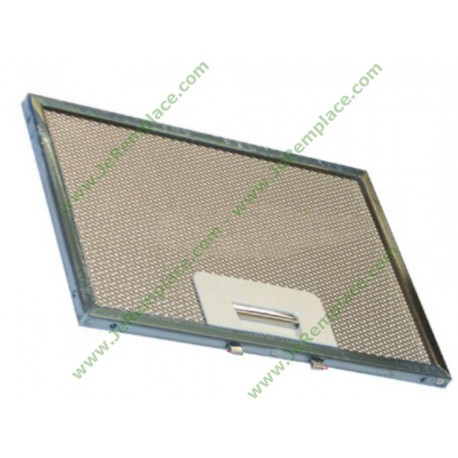 50268034001 Filtre anti-graisse métallique pour hotte