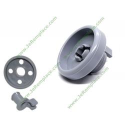 Roulette de panier inférieur 00066320 de lave vaisselle Bosch siemens