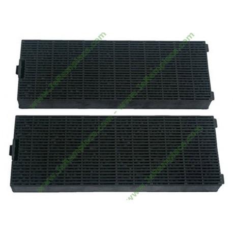 49016877 c00268402 Filtre à charbon anti-odeur rectangle pour hotte