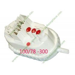 Pressostat 1 N 4 C A/détrompeur METAFLEX 32000553