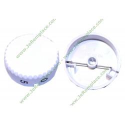 Manette thermostat réfrigérateur Bosch 00029381