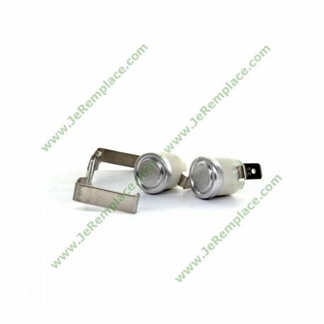 481225928681 2 Thermostat klixons pour sèche linge Whirlpool Laden