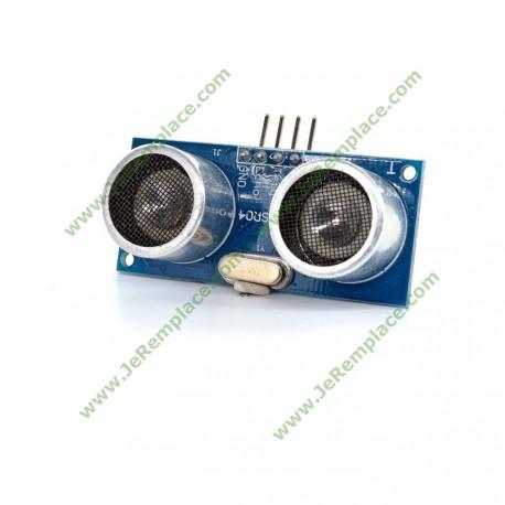 Shield mesure de Distance capteur a Ultrasons HC-SR04