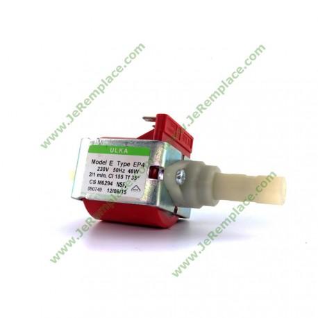 500590680 Pompe à vibration Ulka Ep4 48 Watts, 50Hz pour machine à café expresso