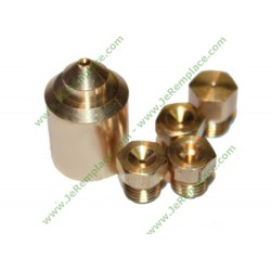 Sachet d'injecteur butane propane AS0005039 pour cuisinière