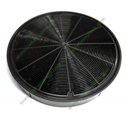 C00050989 Filtre charbon actif pour hotte diamètre 196 mm type 196