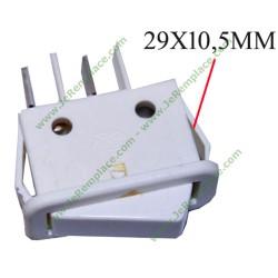 44002302 Interrupteur allumage retour automatique 2 cosses