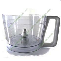Bol 996510066416 récipient 2.2 Litres pour robot culinaire