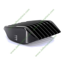 Sabot 35876611 guide de coupe 12-15-18 mm pour tondeuse à cheveux