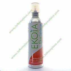 """Spray EkoSpace ekoïa parfum """"clinic"""" meilleur neutralisant d'odeur aux huiles essentielles"""