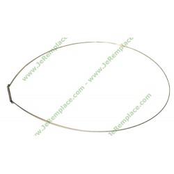 C00092156 Cerclage joint de hublot face avant lave linge indesit