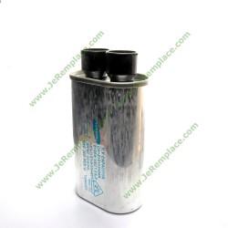 Condensateur 1.05uF - 2100V 481912118297 pour micro ondes