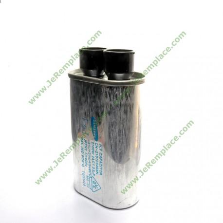 481912118297 Condensateur 1.05uF - 2100V pour micro ondes