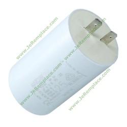 Condensateur karcher 90850130 permanent 25 µF pour moteur