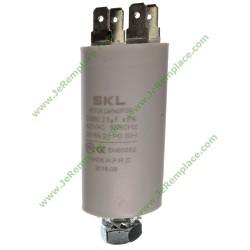 Condensateur permanent 2,5 Micro-Farads pour moteur