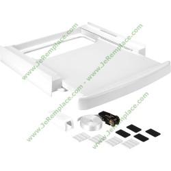 484000008436 SKS101 Kit tablette superposition lave linge sèche linge