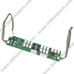 72x0857 Carte clavier pour plaque induction