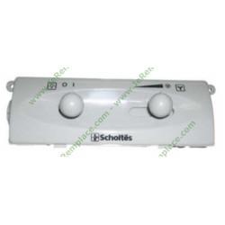 C00113721 Boîtier de commande gris clair pour hotte
