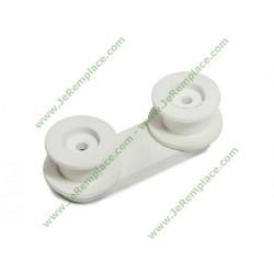 50226819006 Roulette de rail supérieur pour lave vaisselle