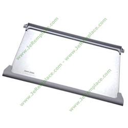 Clayette en verre complète 4617920500 pour réfrigérateur Beko
