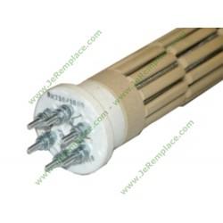 Résistance stéatite 3600 Watts diamètre 52mm longueur 500 mm