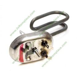 Résistance embase ovale 1200 Watts c00031386 pour chauffe eau
