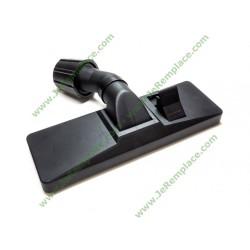 Brosse rectangulaire universelle pour aspirateur diamètre 30 à 35 mm