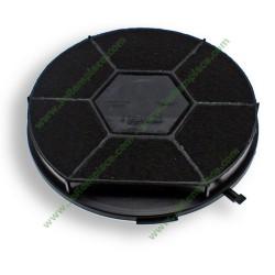 TYPE 28 Filtre charbon rond pour hotte aspirante