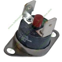 76X4155 Thermostat réarmable klixon nc135° table de cuisson