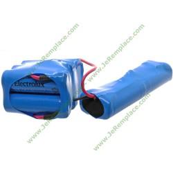 4055132304 Kit batterie pour aspirateur Electrolux