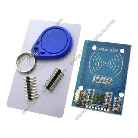 Shield RFID-RC522 pour arduino