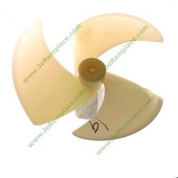 Hélice de ventilateur 00601068 pour réfrigérateur