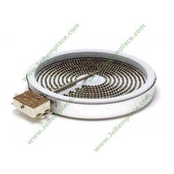 10.58111.004 Foyer ego-hilight 1800W pour plaque de cuisson vitrocéramique