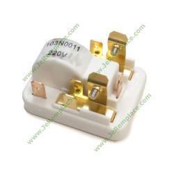 103N0011 Starter relais compresseur réfrigérateur ou congélateur