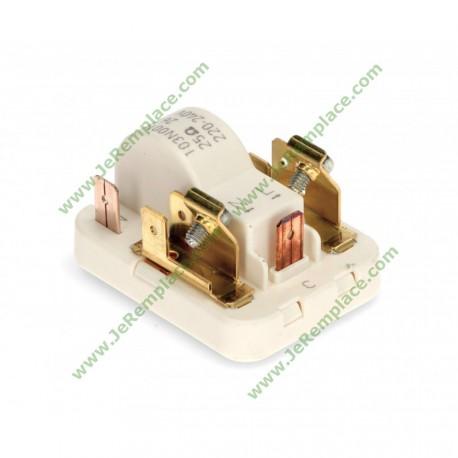 Starter relais compresseur réfrigérateur ou congélateur universel 103N0016
