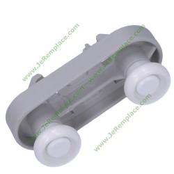 VJ8A000M4 Roulette de panier supérieur pour lave vaisselle