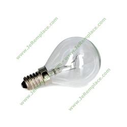 Ampoule pour four poirette e14 40watts 230 Volts