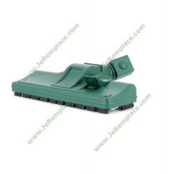 Brosse de couleur verte avec roues modèles vorwerk VK120 VK21 VK22