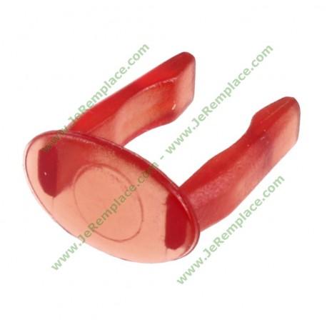 C07H000B3 cache voyant rouge ovale Tulipe Fagor pour cuisinière