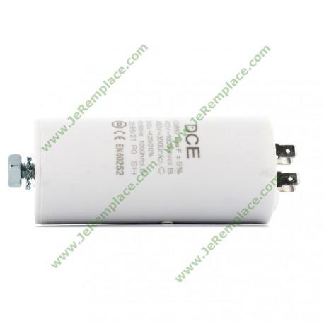 55 Micro Farads Condensateur permanent 450 Volts pour moteur